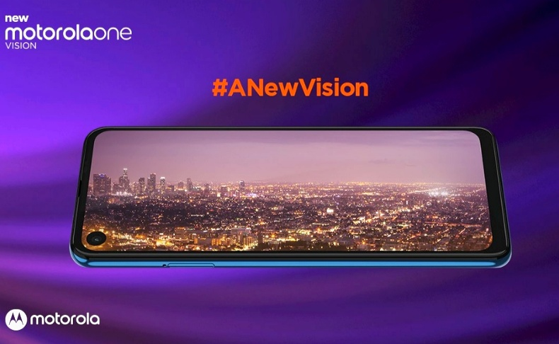 Motorola One Vision launched in India at Rs 19,999 - The Hard Tech
